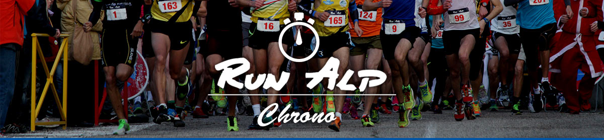 Run Alp Chrono